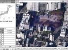 航空写真による実測