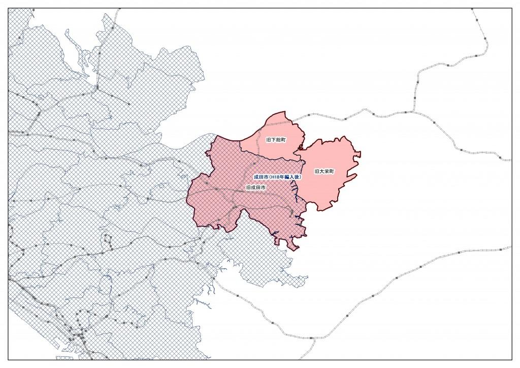 地積規模大きな宅地 フローチャート