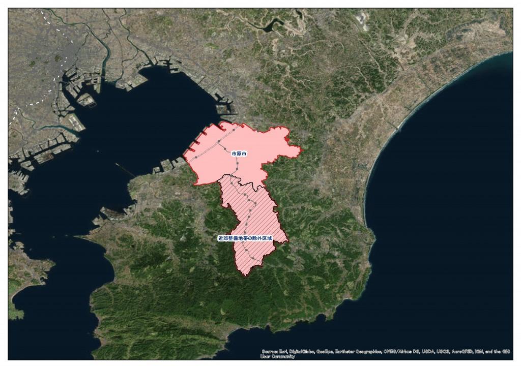 地積規模大きな宅地の評価 近郊整備地帯