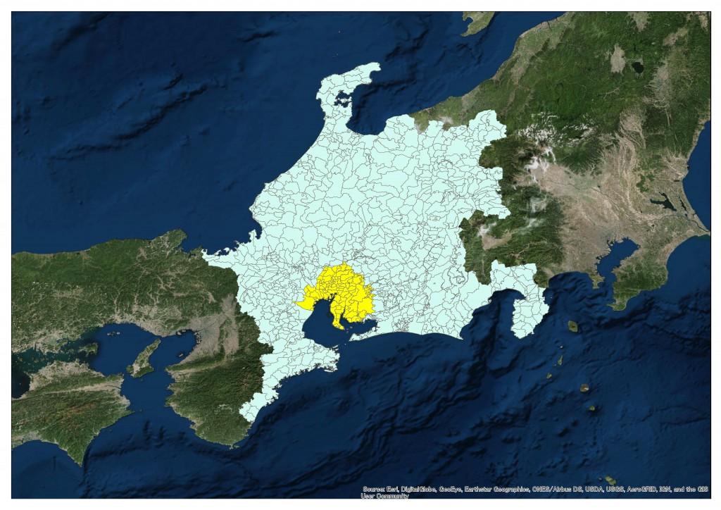 中部圏(地積規模の大きな宅地の評価)-3